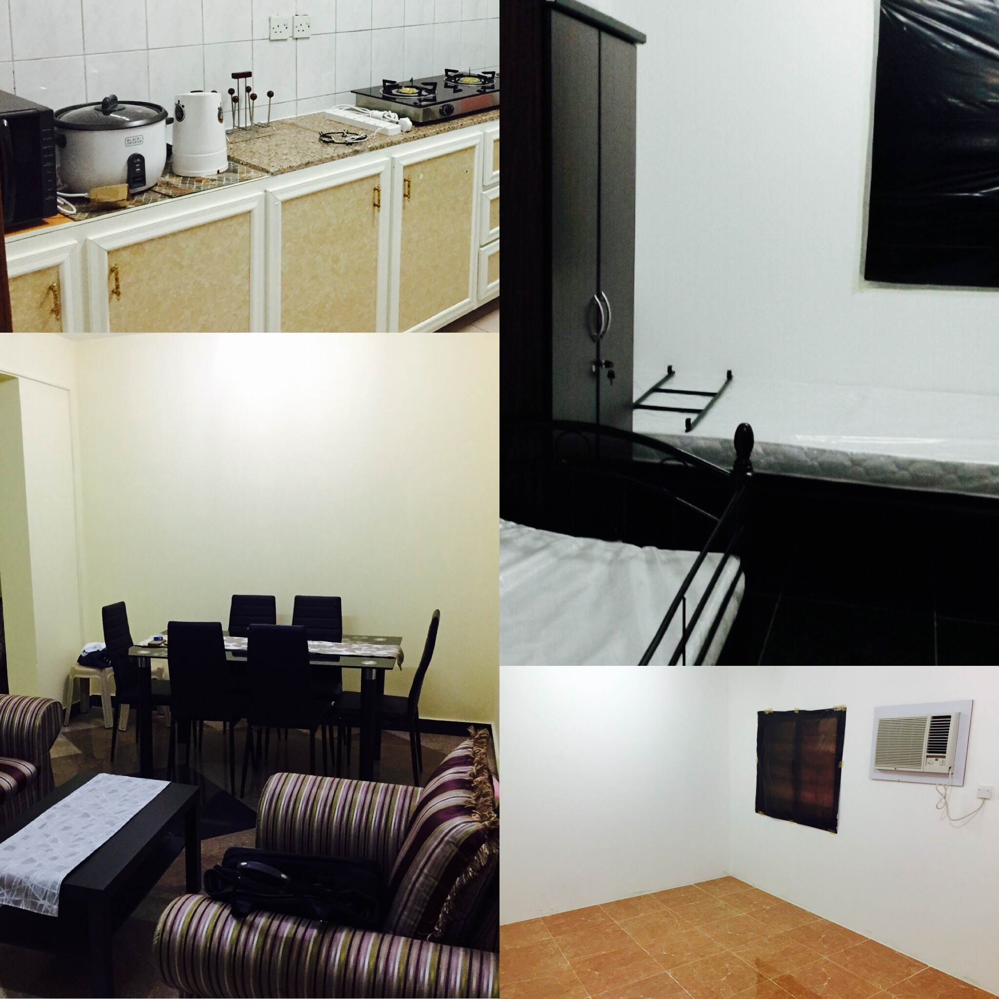 1 room for rent and bedspace bin mahmoud doha qatar living for Qatar living room for rent in matar qadeem