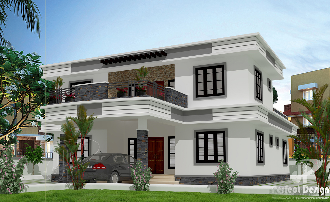 Family accommodation in madinath khalifa south bin omran for Moderate house plans