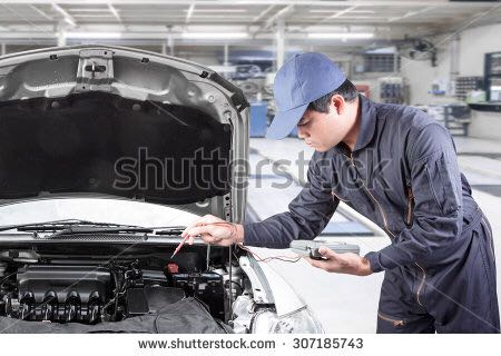 Auto electrician and mechanical shop For rent/sale   Qatar