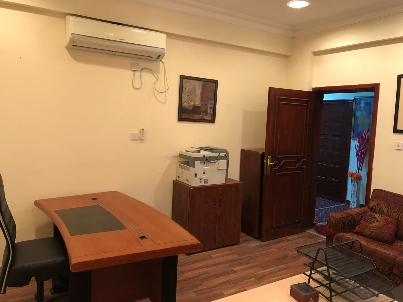 Furnished Office Space For Rent In Bin Omran | Qatar Living