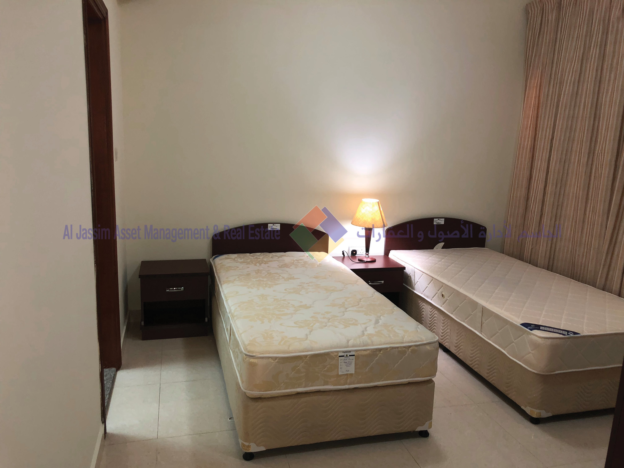 1 Month rent Free! Furnished 2 Bedroom Apartment