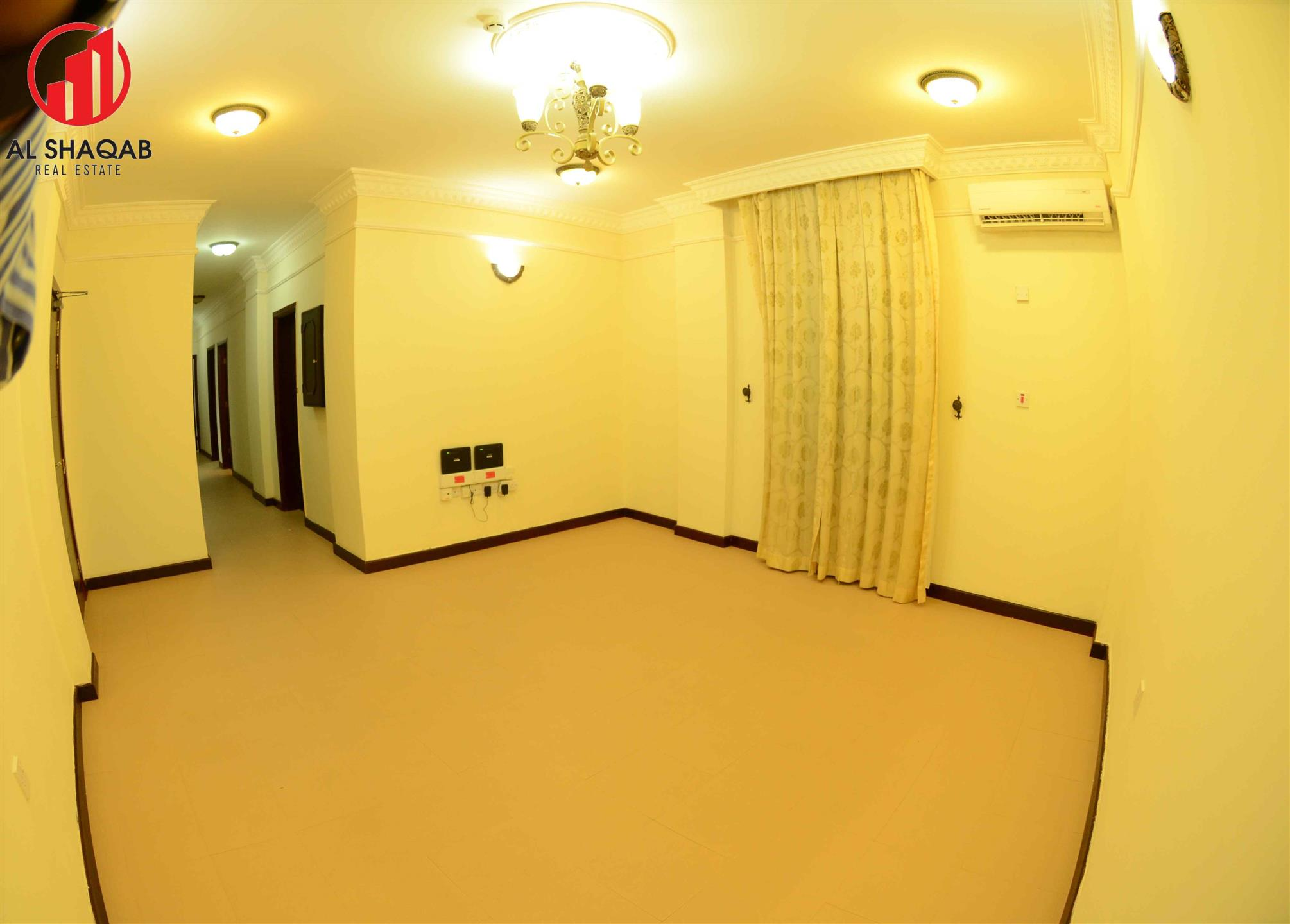 Delightful 3 Bedroom Unfurnished Apartment Near C Ring Road