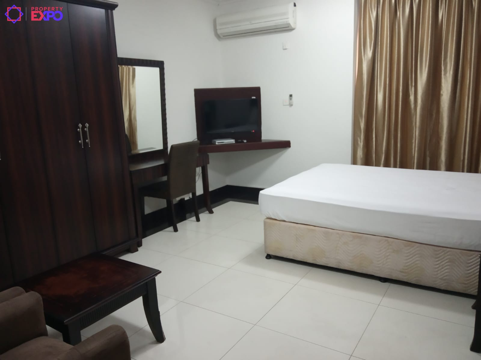 Doh2037 Fully Furnished Studio Apartment For Rent In Mansoura Doha