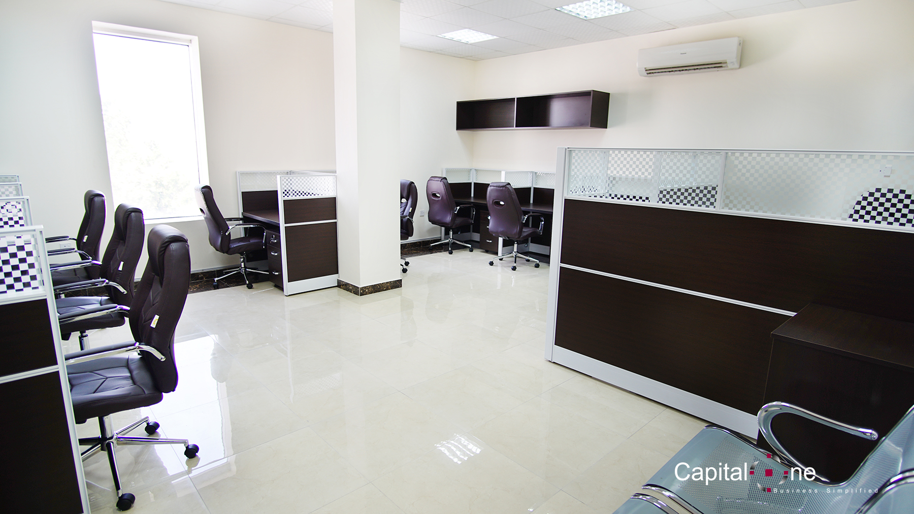 Fully Furnished Office Space (Ready to movein!)│Salwa Road