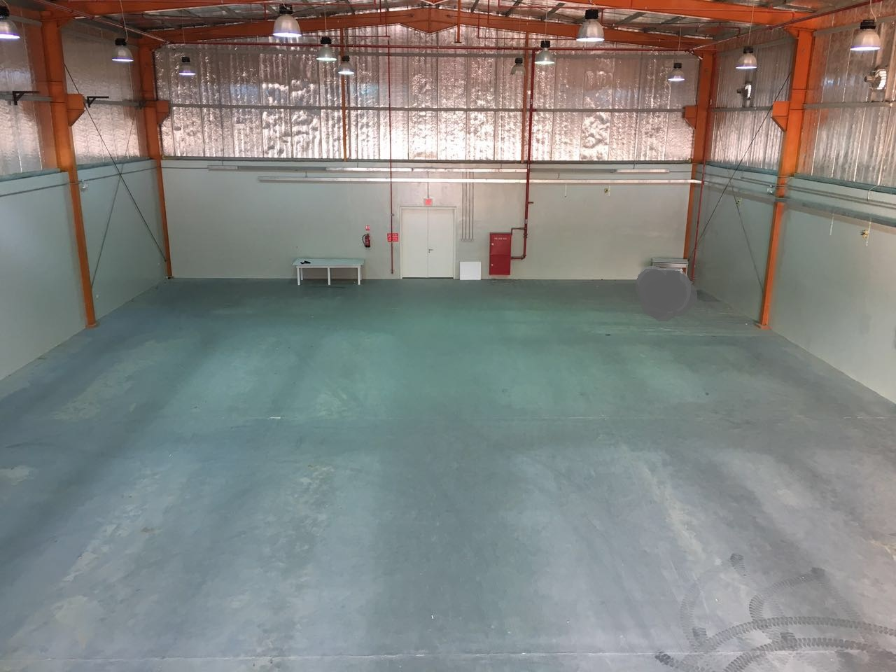 730 sq mtr,  food license store, with air conditions warehouse, including utilities.
