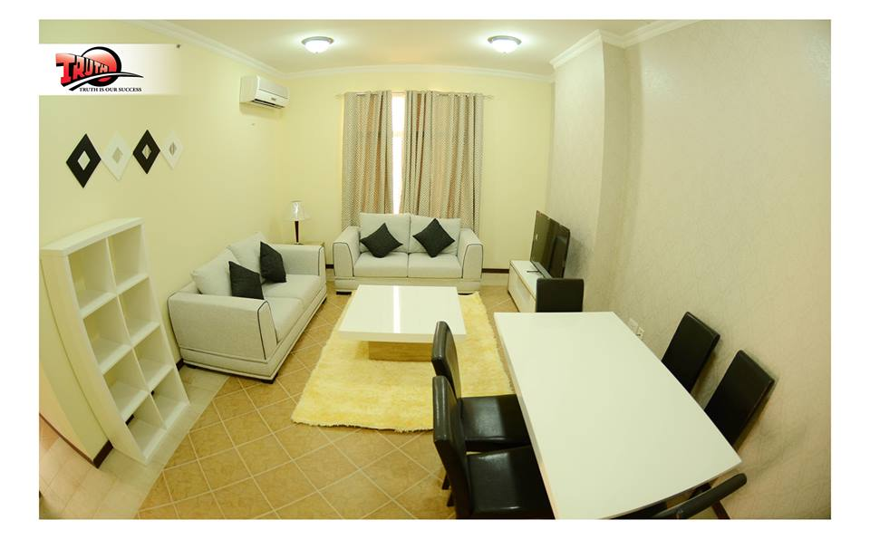 Cornich View ! Fully Furnished 2 Bedroom Apartment At Musheireb !