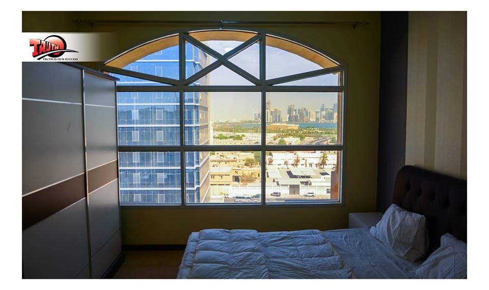 Outstanding 2 BHK Furnished Apartment At Musherib !