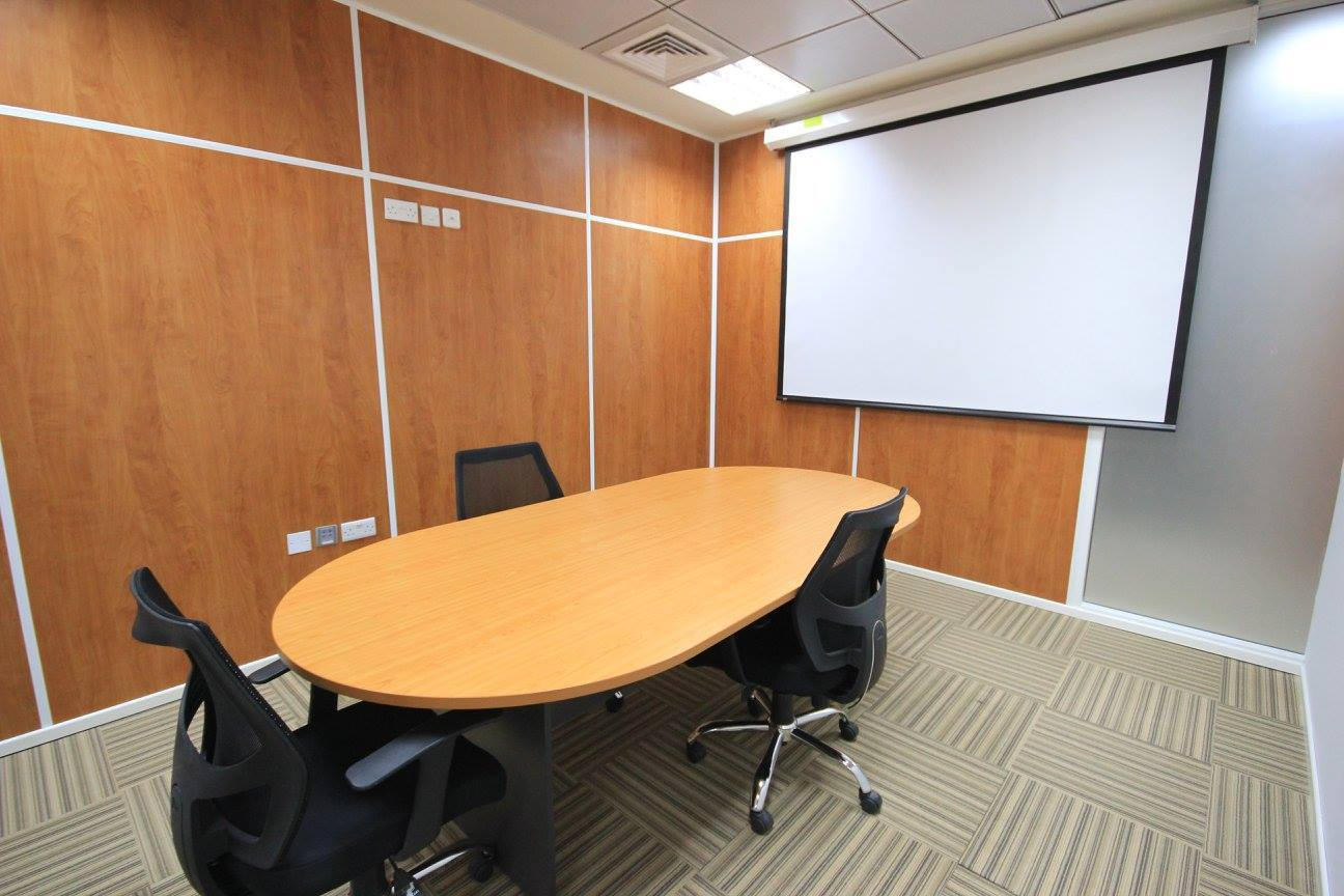 12 SQM Office Space - Trade License Offices In C-Ring Road!
