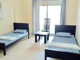 EXECUTIVE MAILE BACHELOR BED ROOM BED SPACE BACK SIDE SAFARI HYPER MARKET SALWA ROAD AIN KHALID