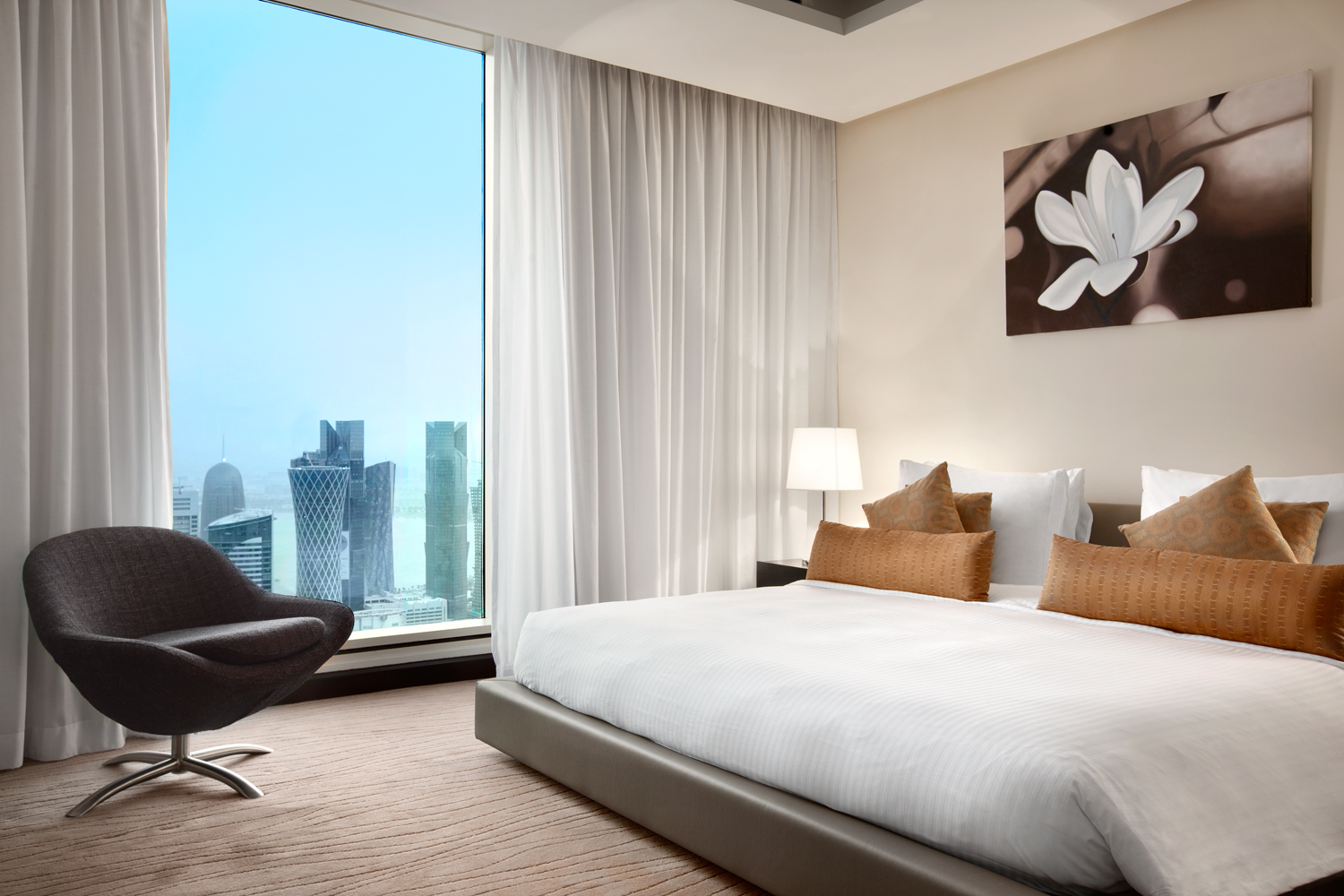 Three Bedroom Luxury Apartments in West Bay - Kempinski Residence and Suites