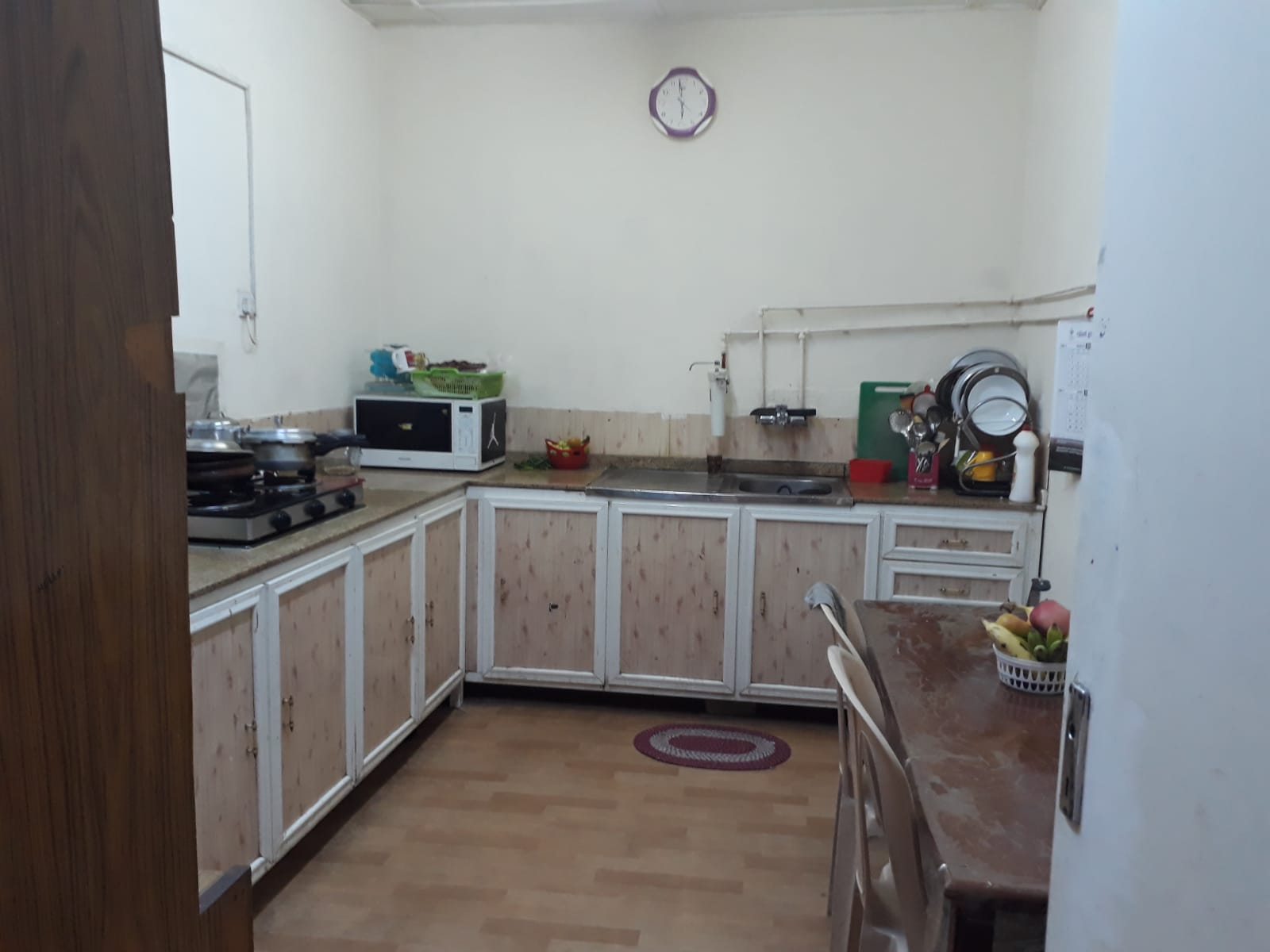 2 bhk fully furnished villa part for rent at Newsaltha