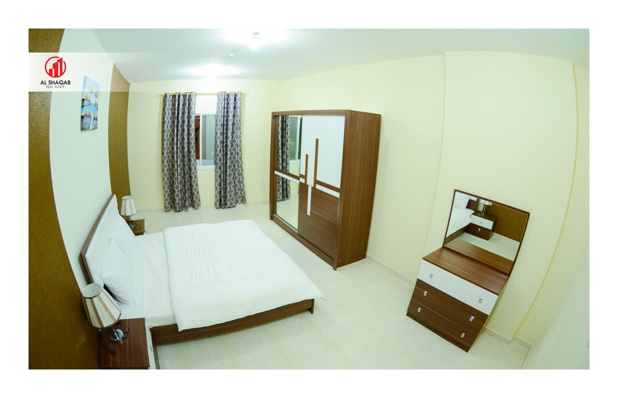 FABULOUS FURNISHED 2 BEDROOM APARTMENT NEAR BY HIA !