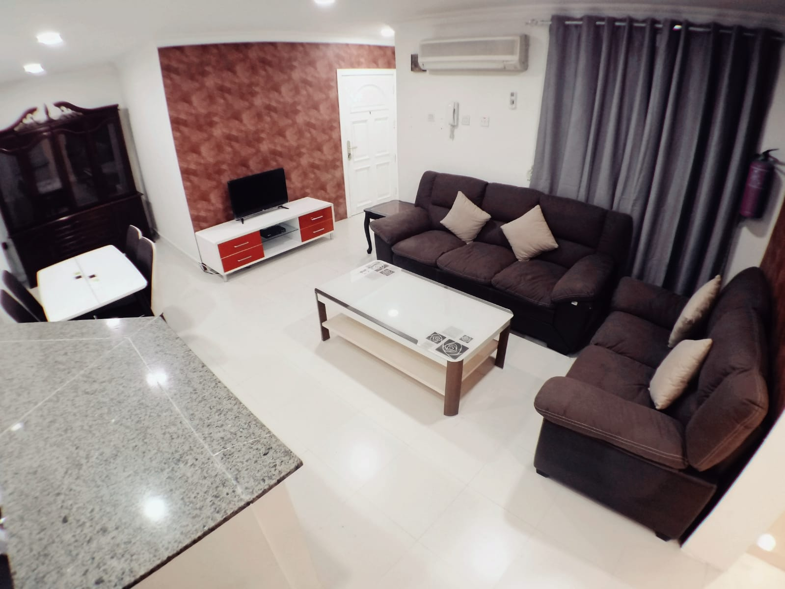 Under Promotion!!! 3BHK Fully Furnished Flat For Rent In Mansoura Area (No Commission)