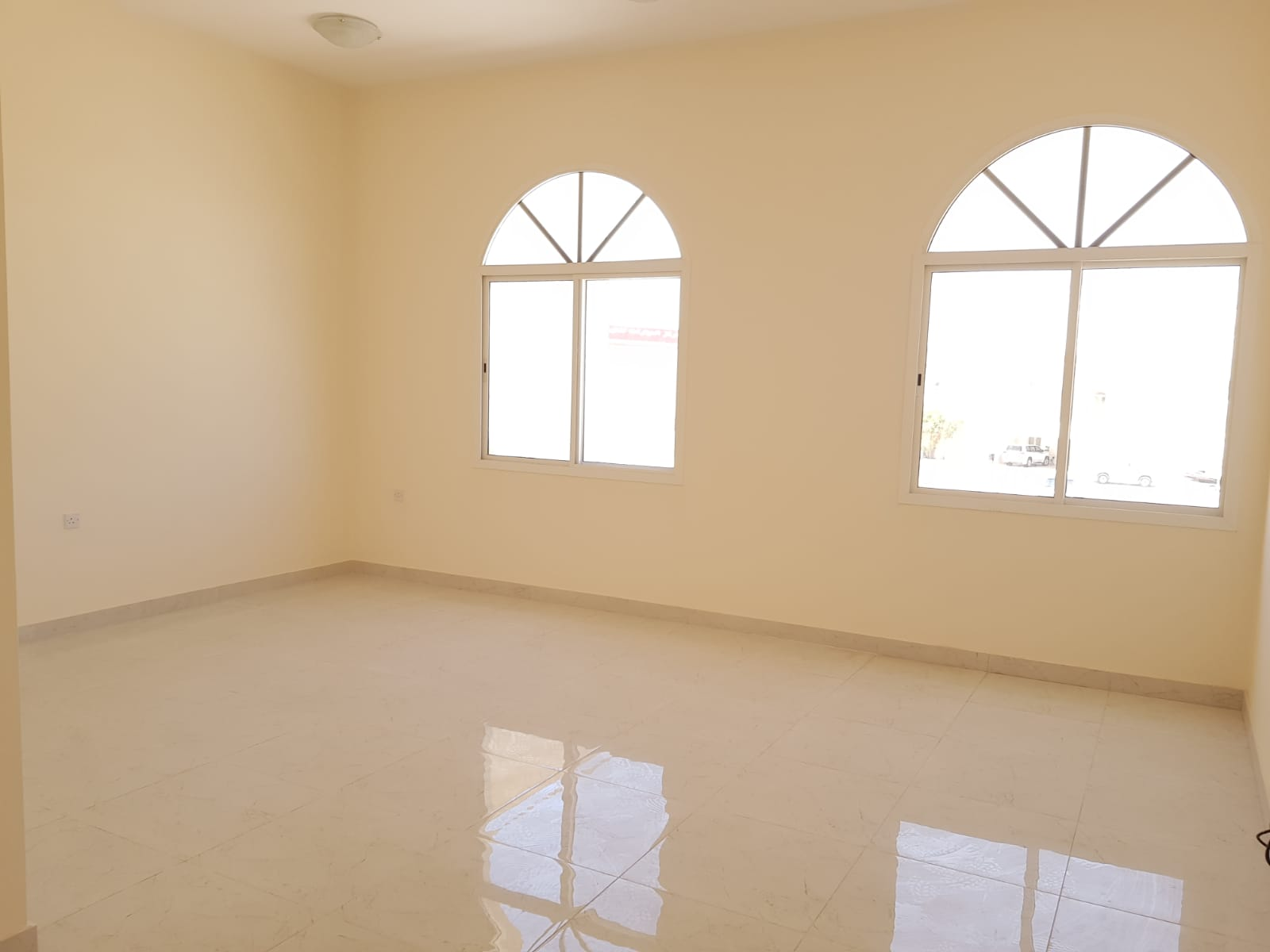 BRAND NEW SPACIOUS 1BHK  FOR FAMILY in HILAL - NO COMMISSION