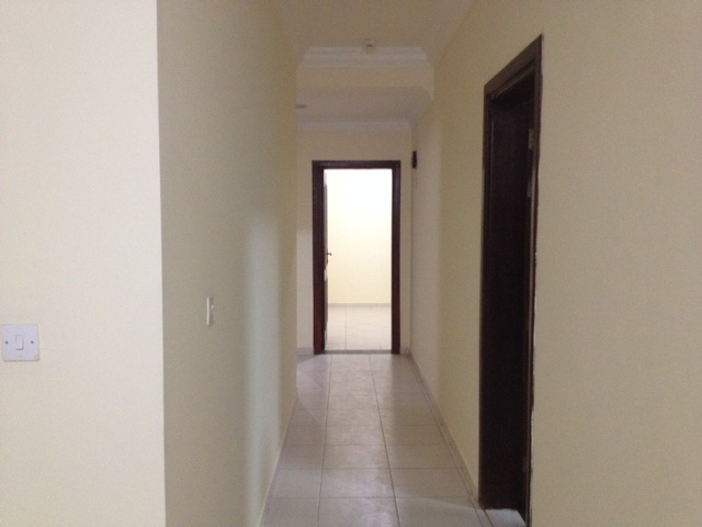for family only!!! Unfurnished 2 bedrooms Apartment in Muntaza