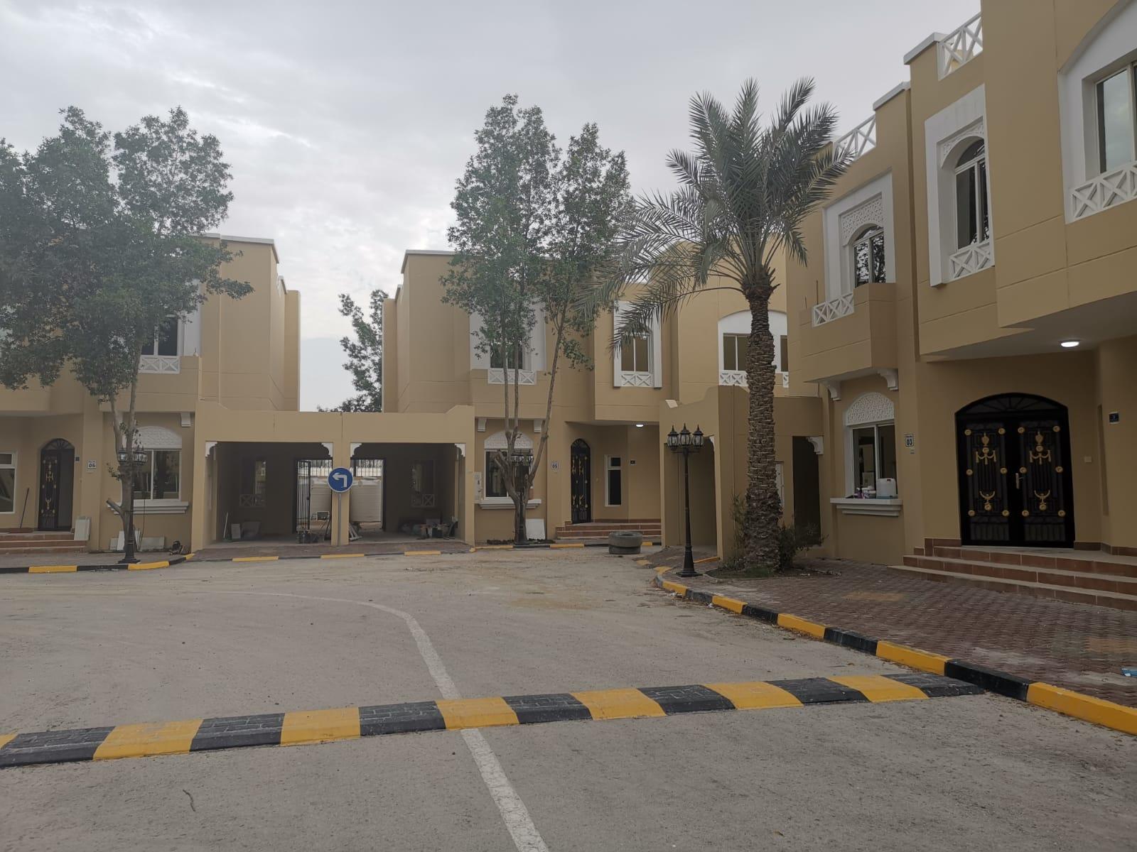 4+ compound villas at Luqta  CLose D-ring road