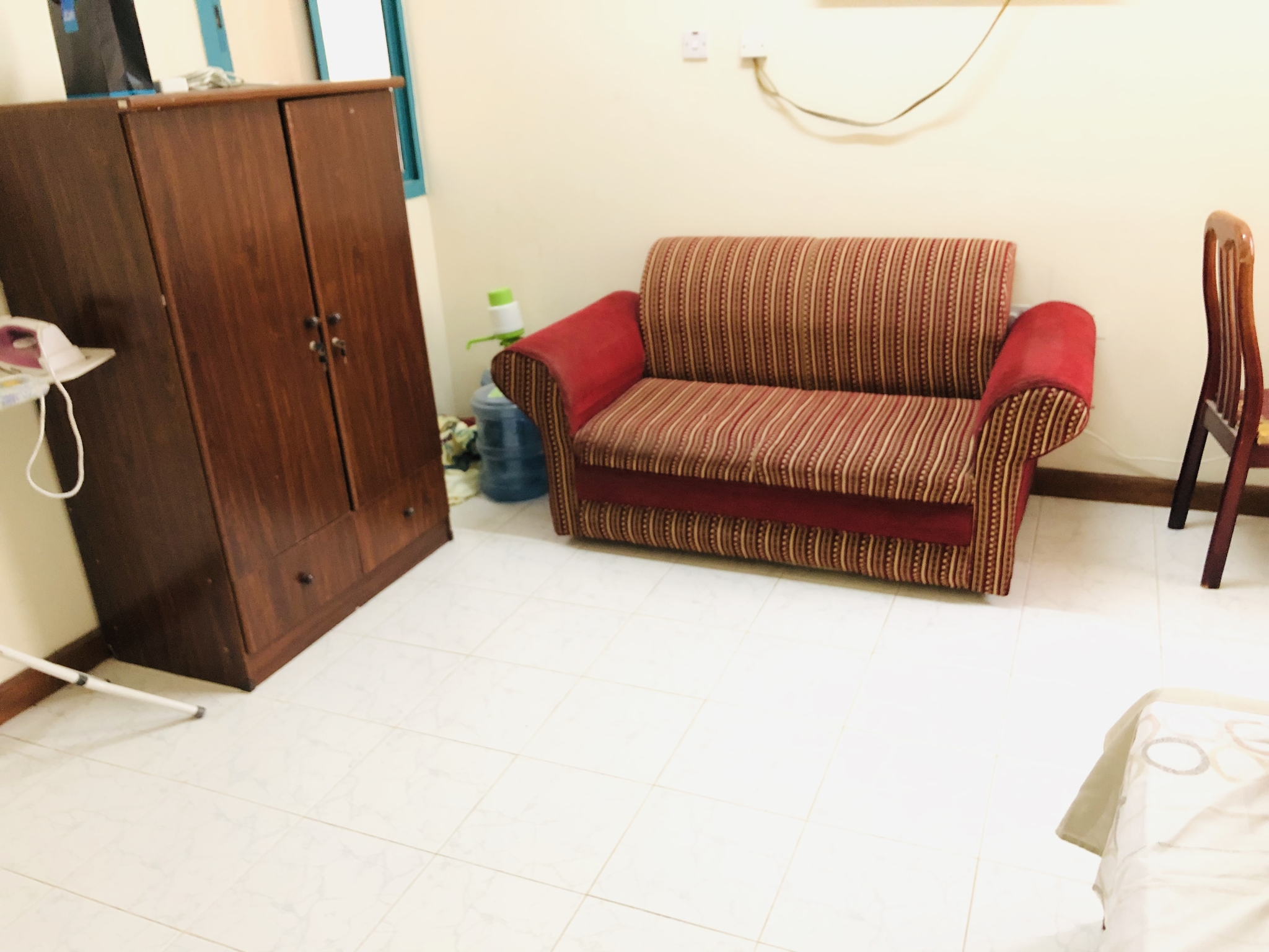 FULLY/NON FURNISHED ROOM RENT FOR BACHELOR AT NAJMA AND OLD AIRPORT