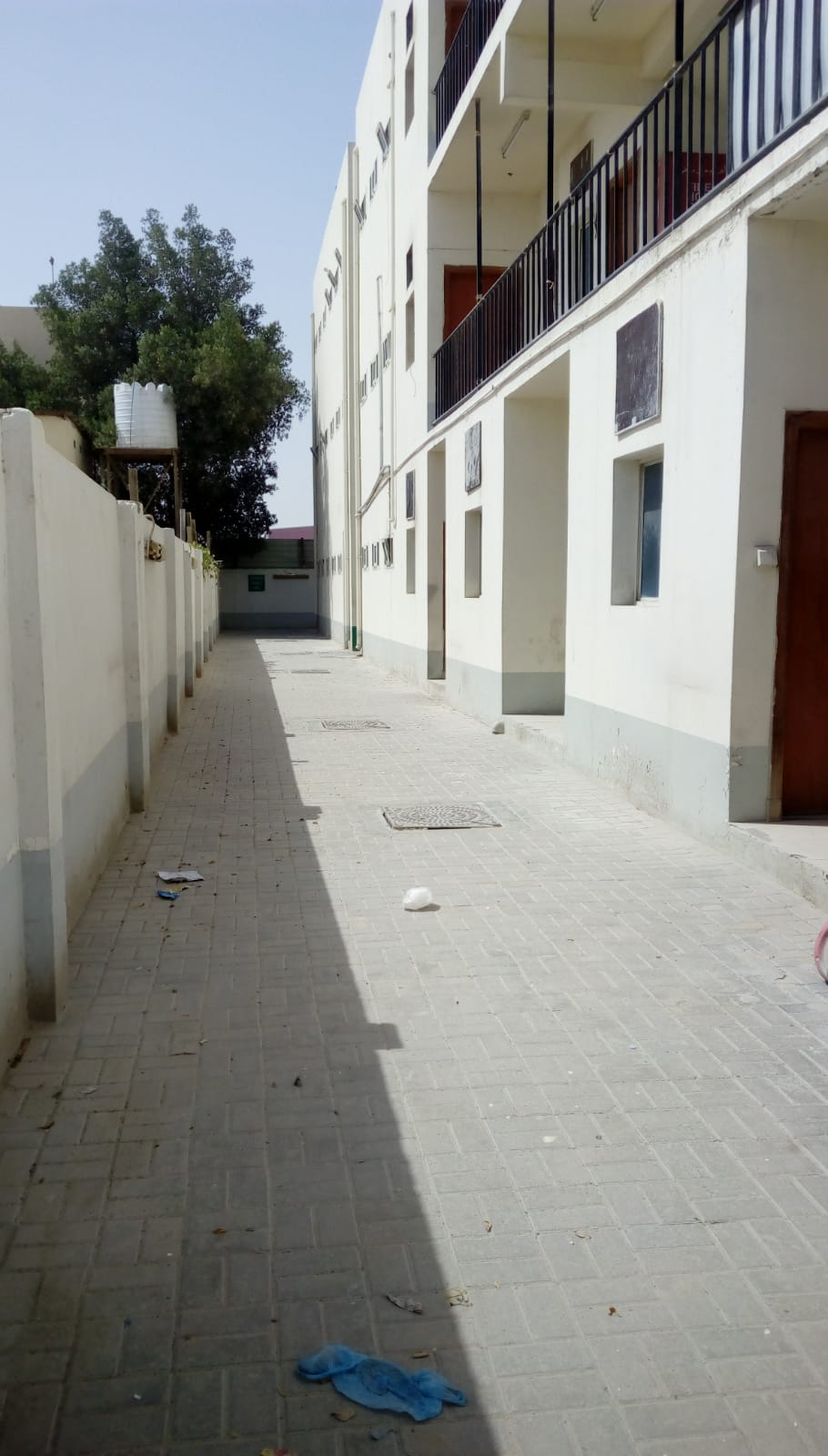 Labour Camp Available at Industrial Area, Street 37