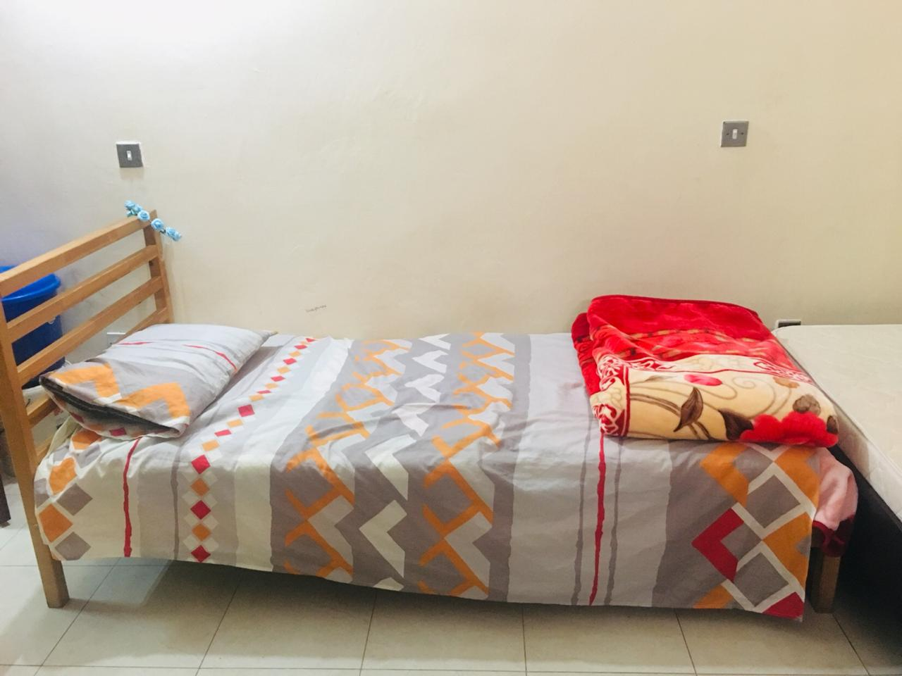 Female bed space available in Doha