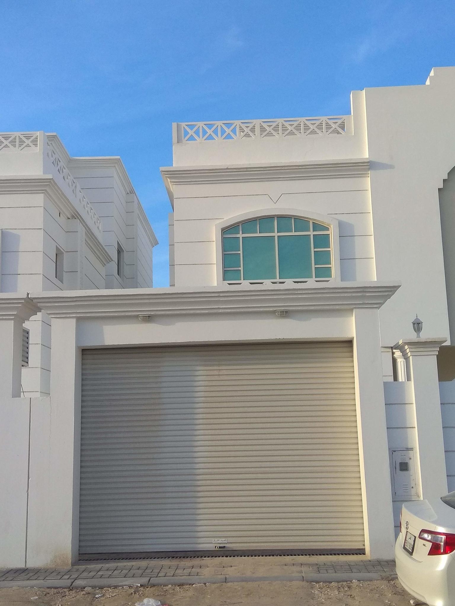 NEW VILLA PORTION STUDIO AVAILABLE AT AL THUMAMA ( CLOSE TO GULF DRIVING SCHOOL)