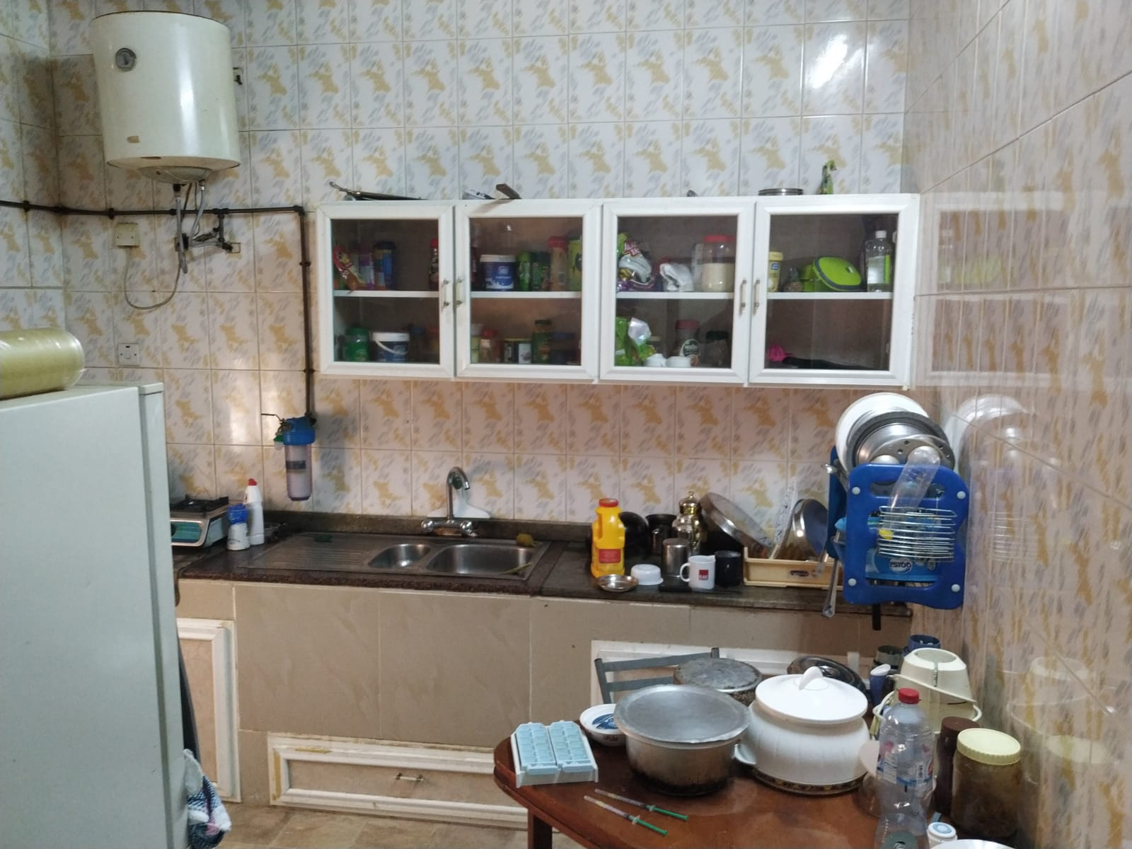 2 bhk fully furnished available for 1 month at al luqta