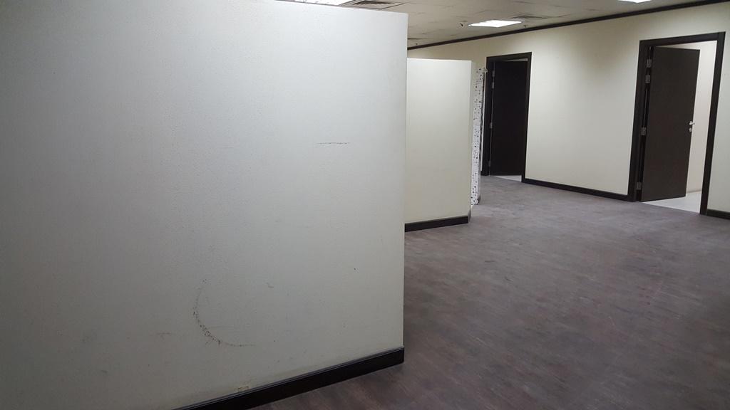 289 sqm Office @ 13000 QR