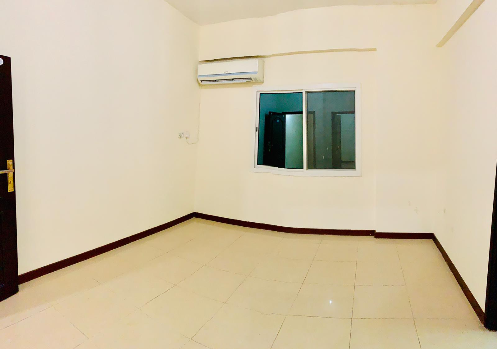 2BHK APPARTMENT  FOR FAMILY IN AL NASR - NO COMMOSSION..!!