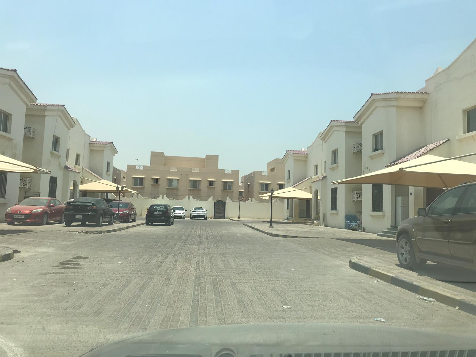 compound villa for partition/  staff accommodation / family at hilal
