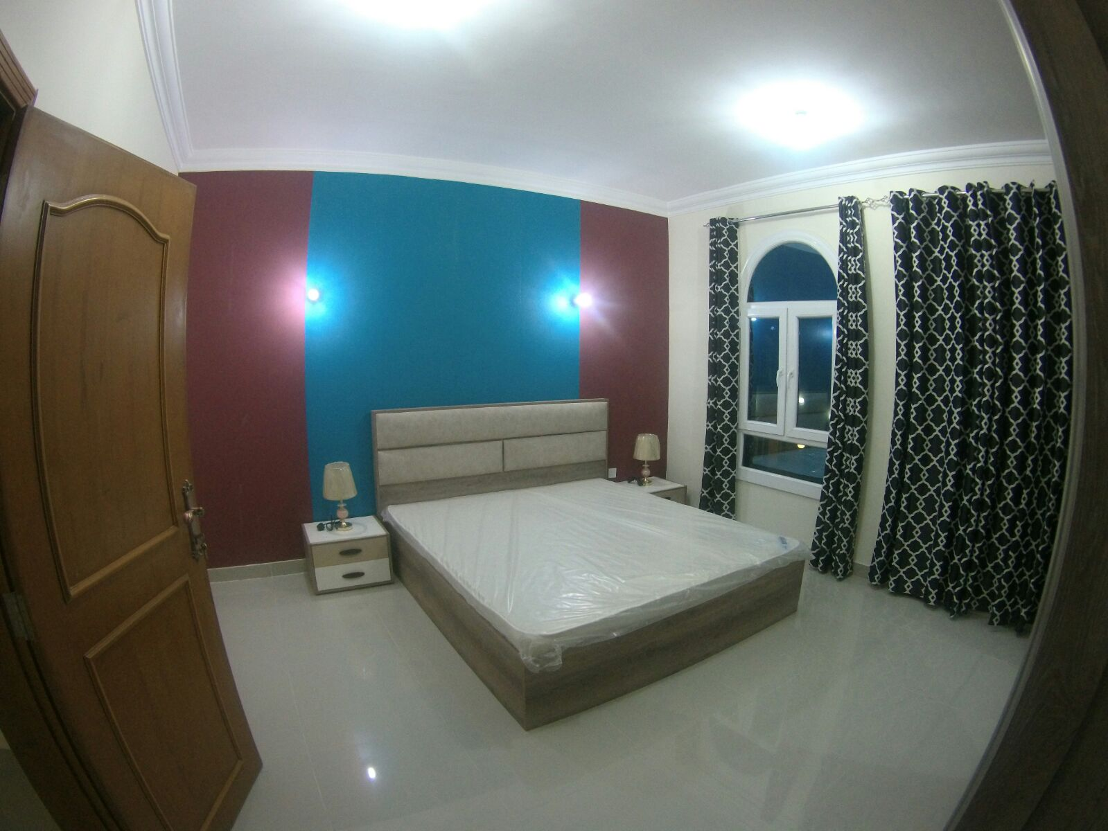 Fully Furnished 3 BHK Compound Villa for family At Old Airport (Roudhath Al Matar)
