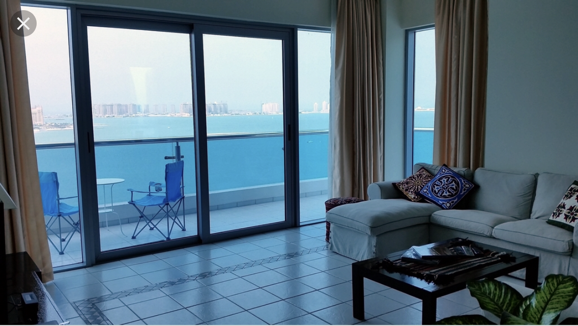 2 Rooms in 4 bed apt. ASAS West Bay