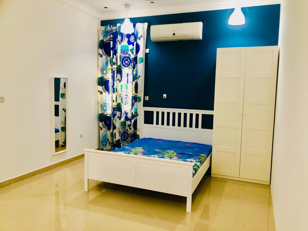 Fully Furnished Excellent Apartment-No Commission Near Mercides Show room/Dar Salam Mall