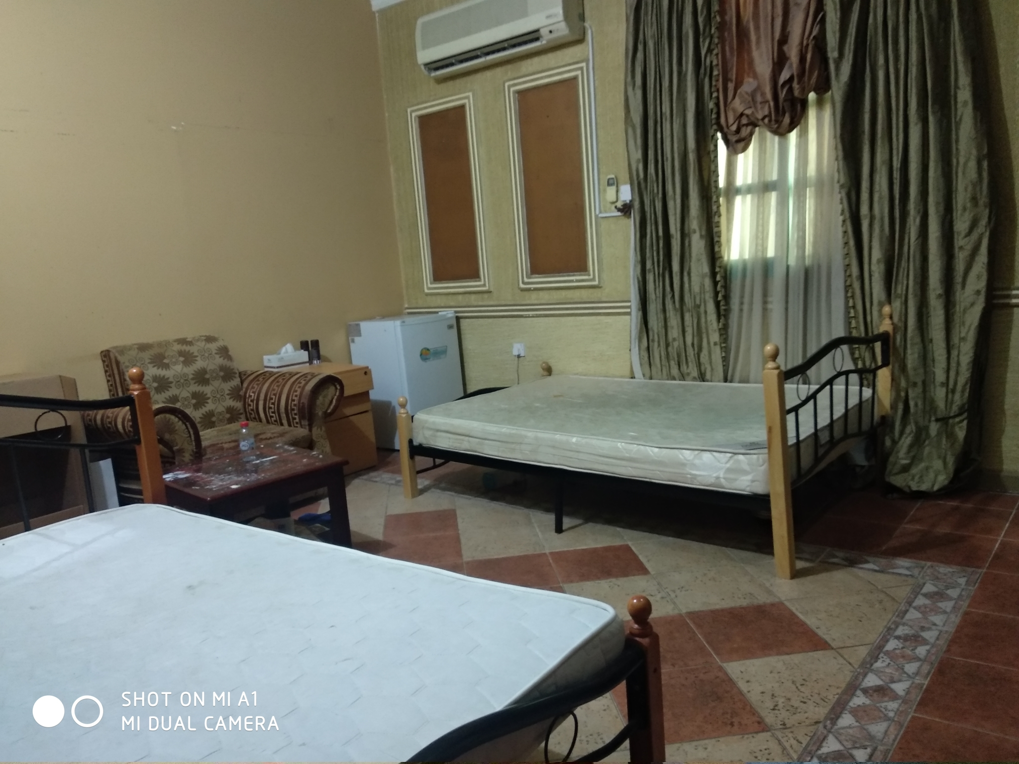 BED SPACE IN ABU HAMOUR NEAR DAR AL SALAM