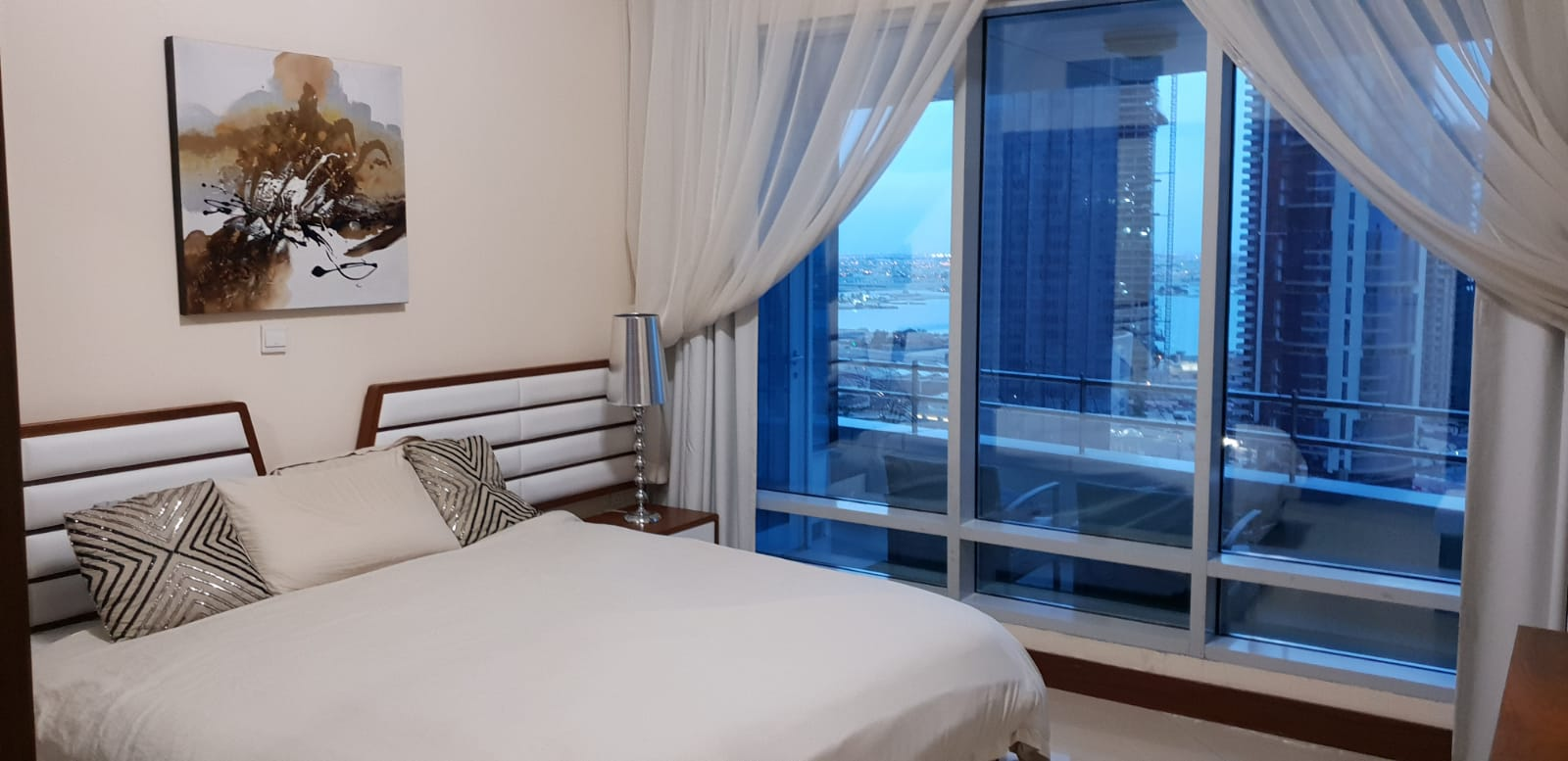 Master bedroom ensuite available in West Bay Tower | Qatar Living