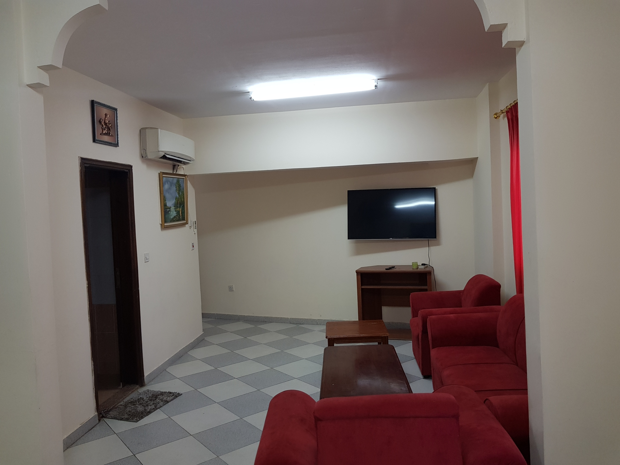 Fully furnished apartment 2bhk at mushirb شقق مفروشه غرفتين بمشيرب