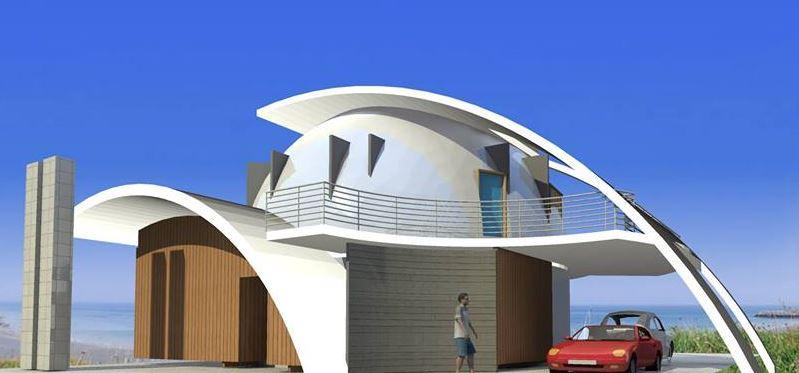 Western Contemporary Modern Victorian Designs For Villas