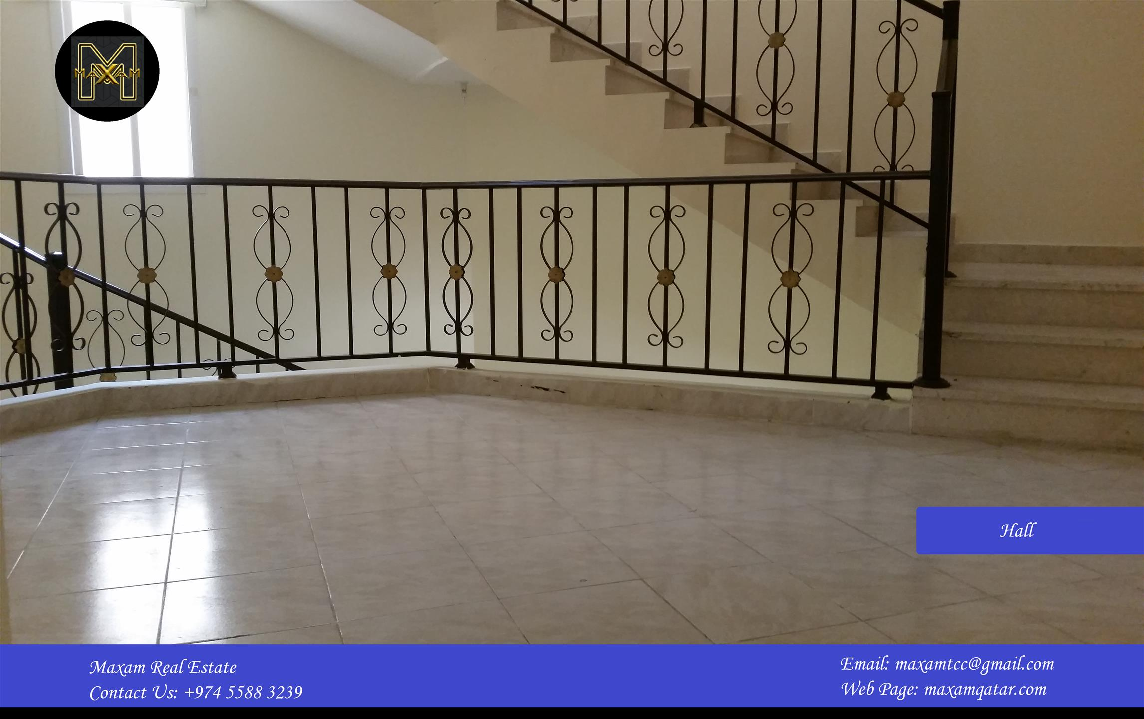 4 Bhk UF Compound Villa With Maid Room For Rent In Al-waab