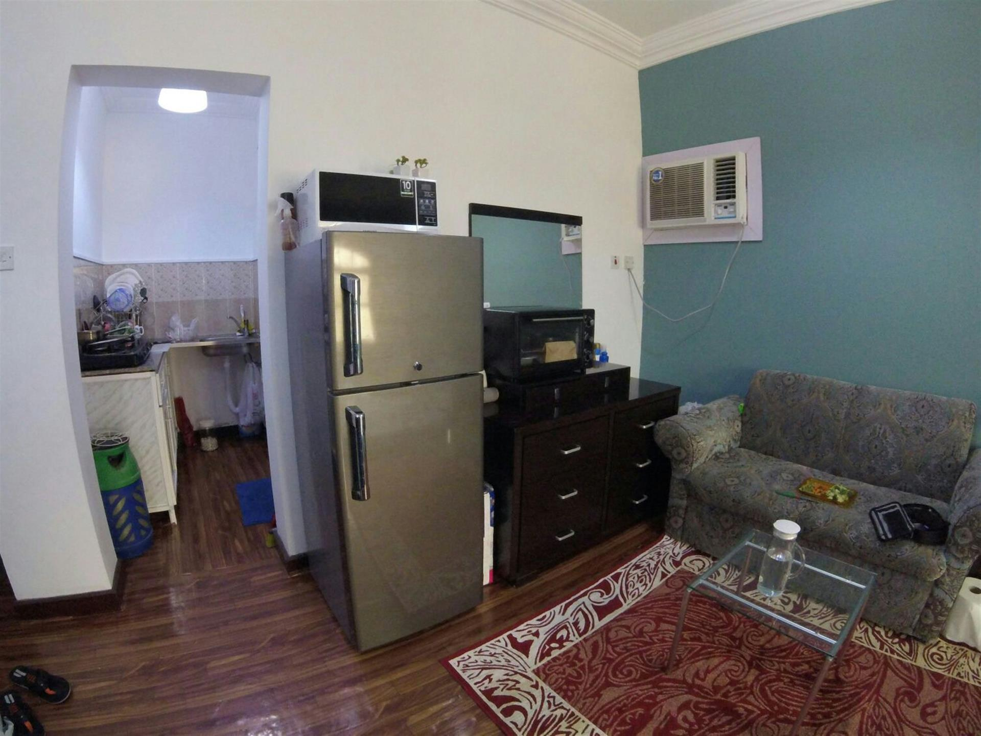 qatar living room for rent in bin omran studio type apartment for rent in doha qatar 27993