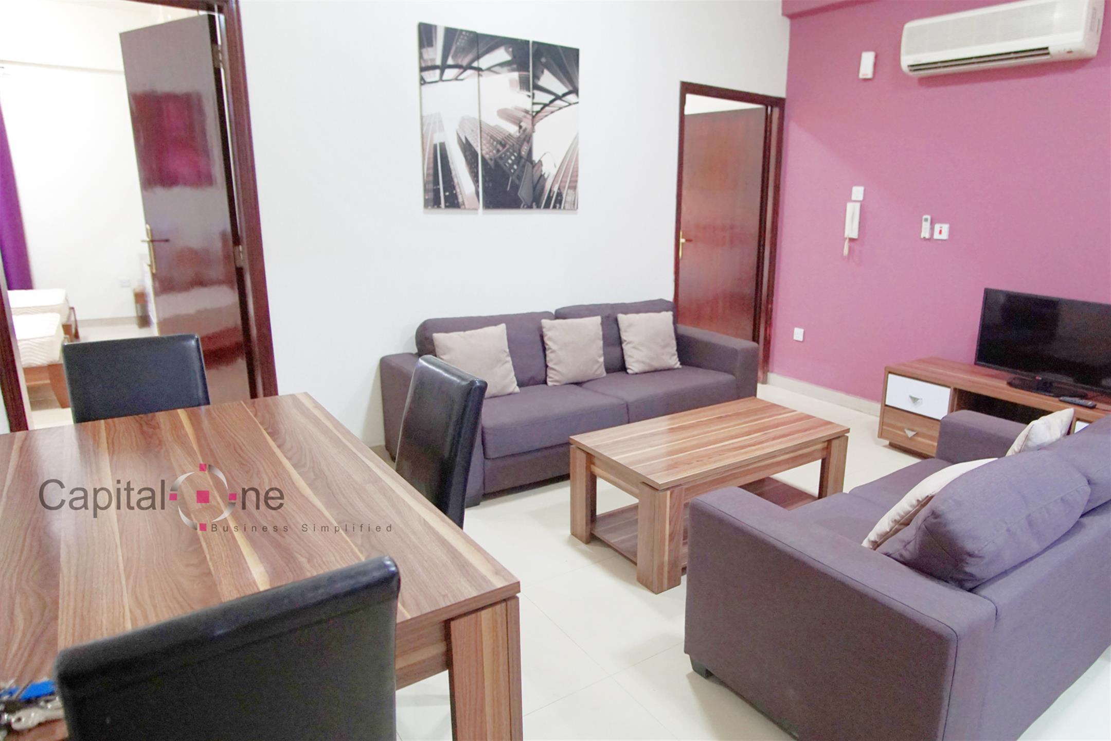 Classic FF 2 Bedroom Flats│Umm Ghuwailina