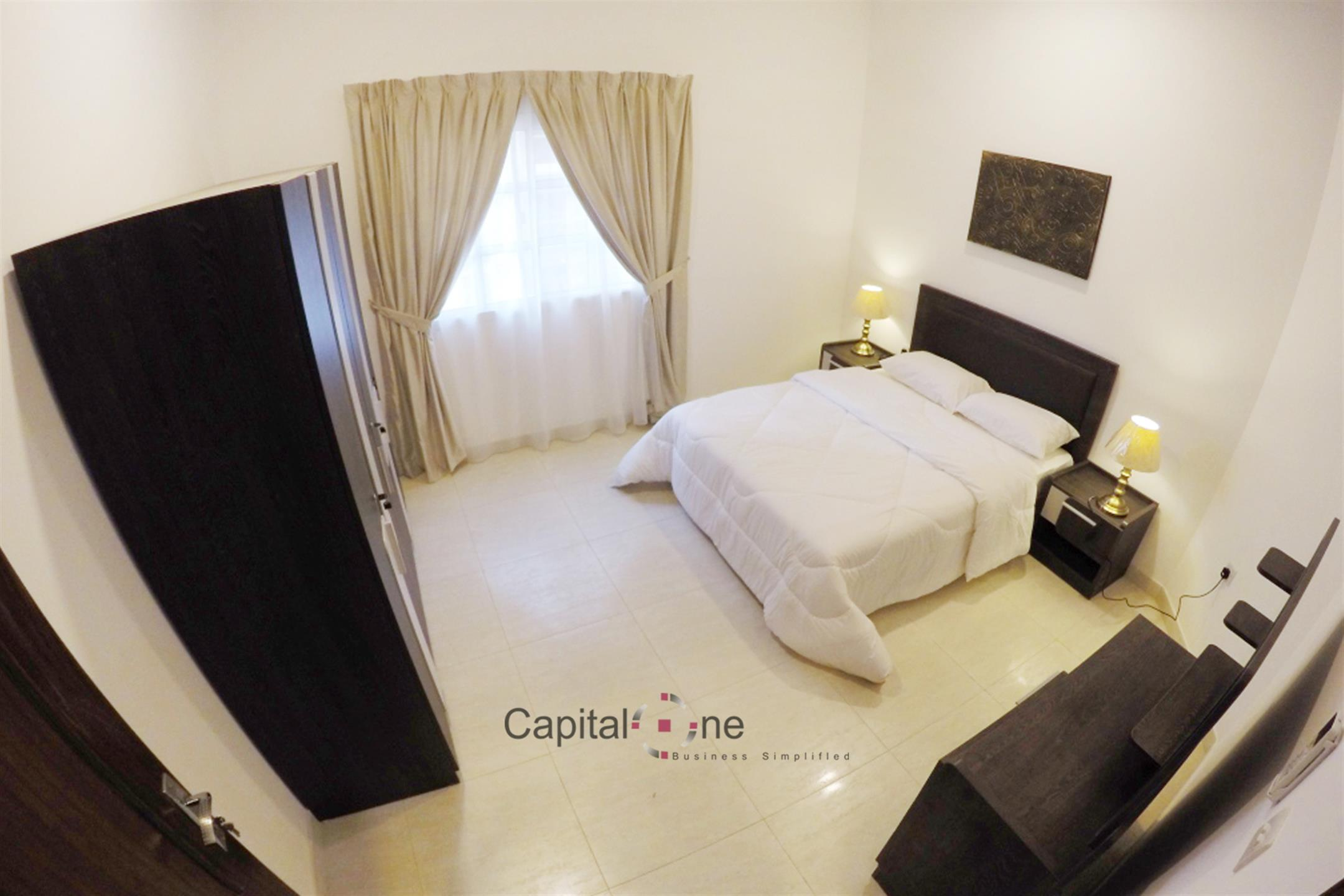 Comfortable Fully Furnished 3 BR Apartments│Mansoura