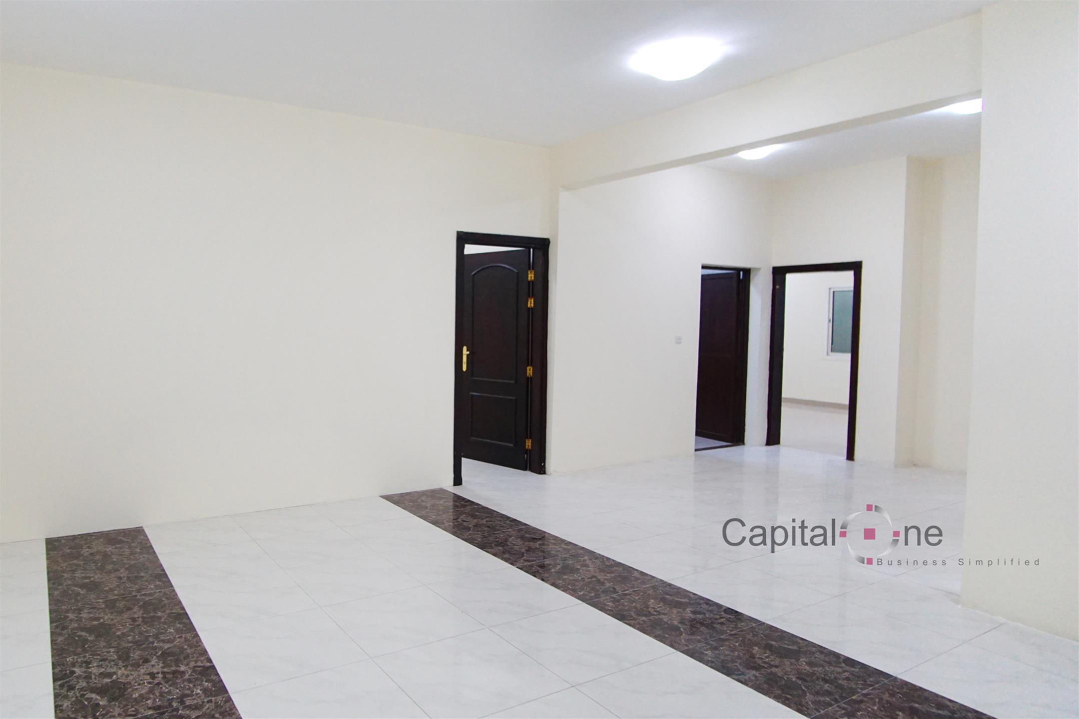 Spacious UF 2 Bedroom Flat│Ain Khaled
