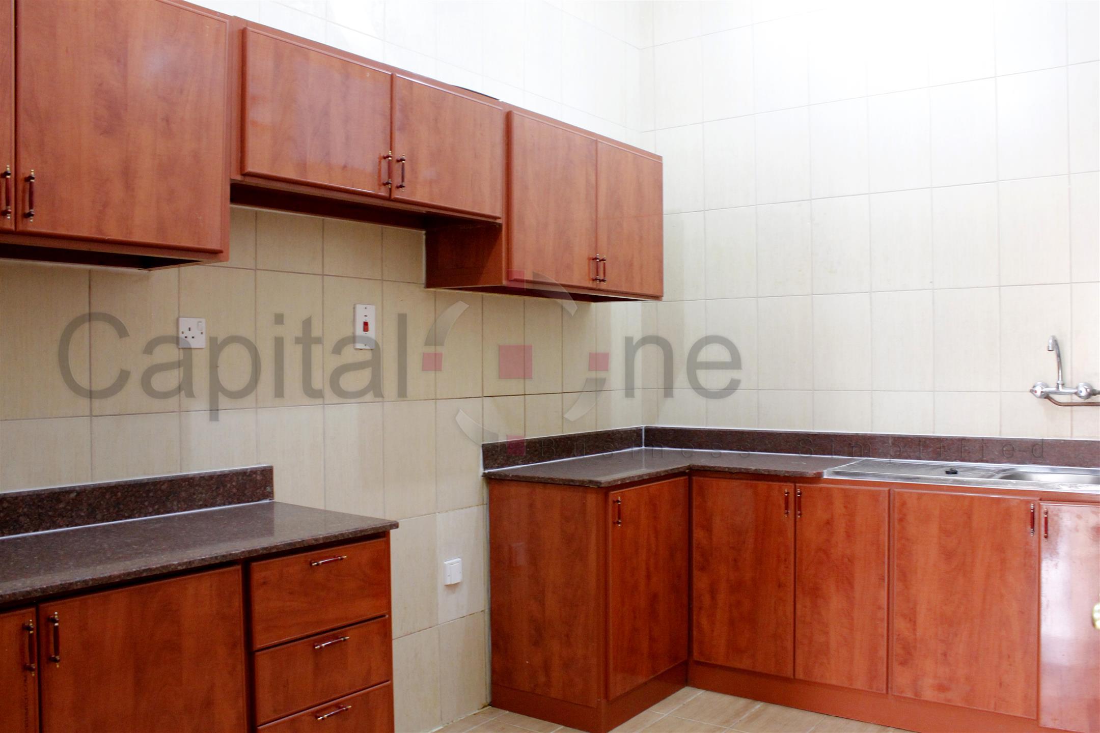 Unfurnished 3 Bedroom Apartment│Al Messila