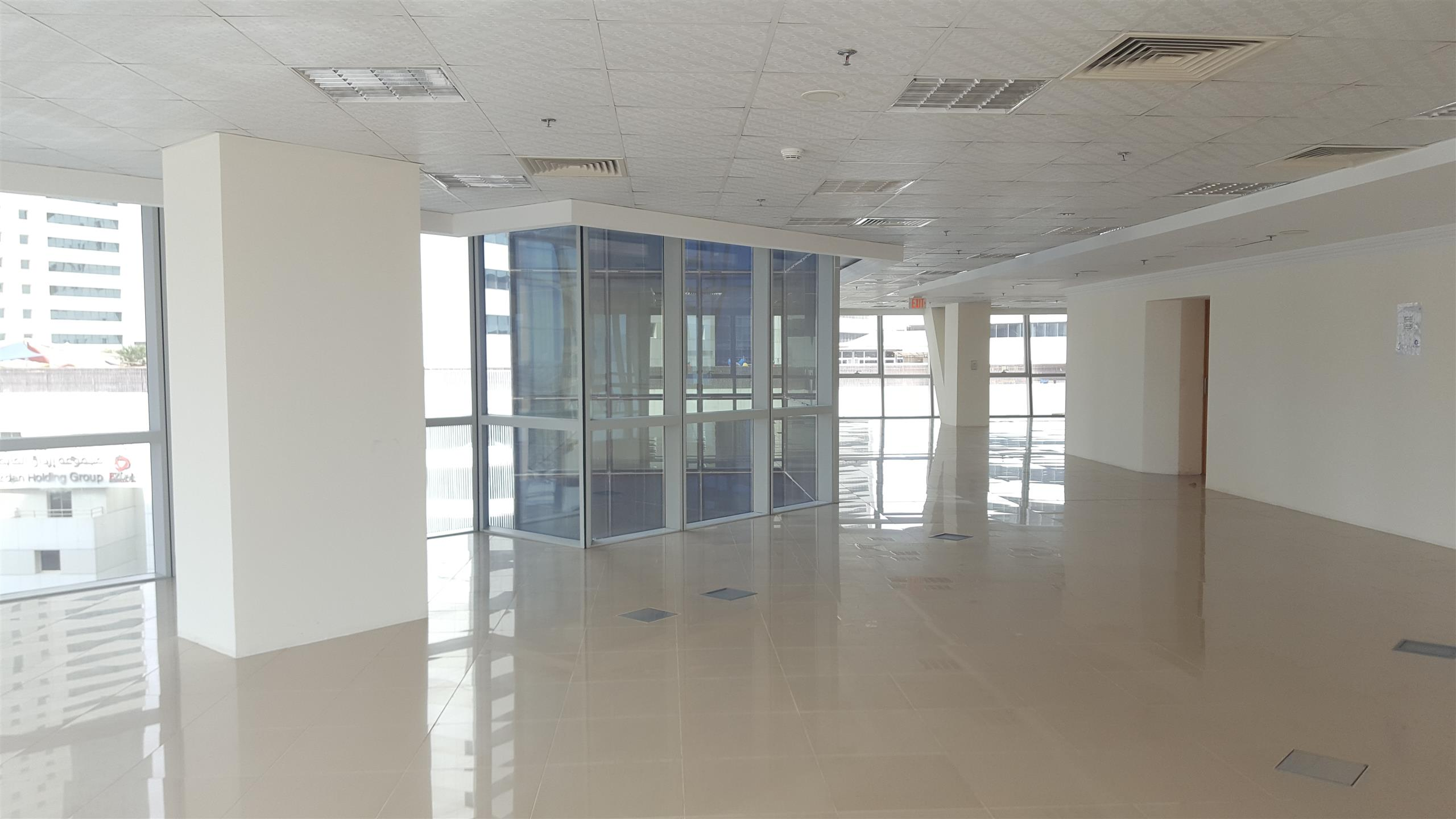 180 Sqm Brand New Office space for rent at West Bay | Qatar Living