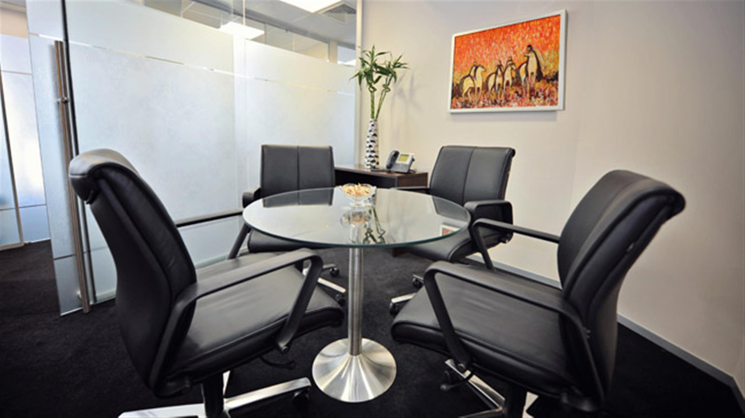 60 SQM Premium office with License