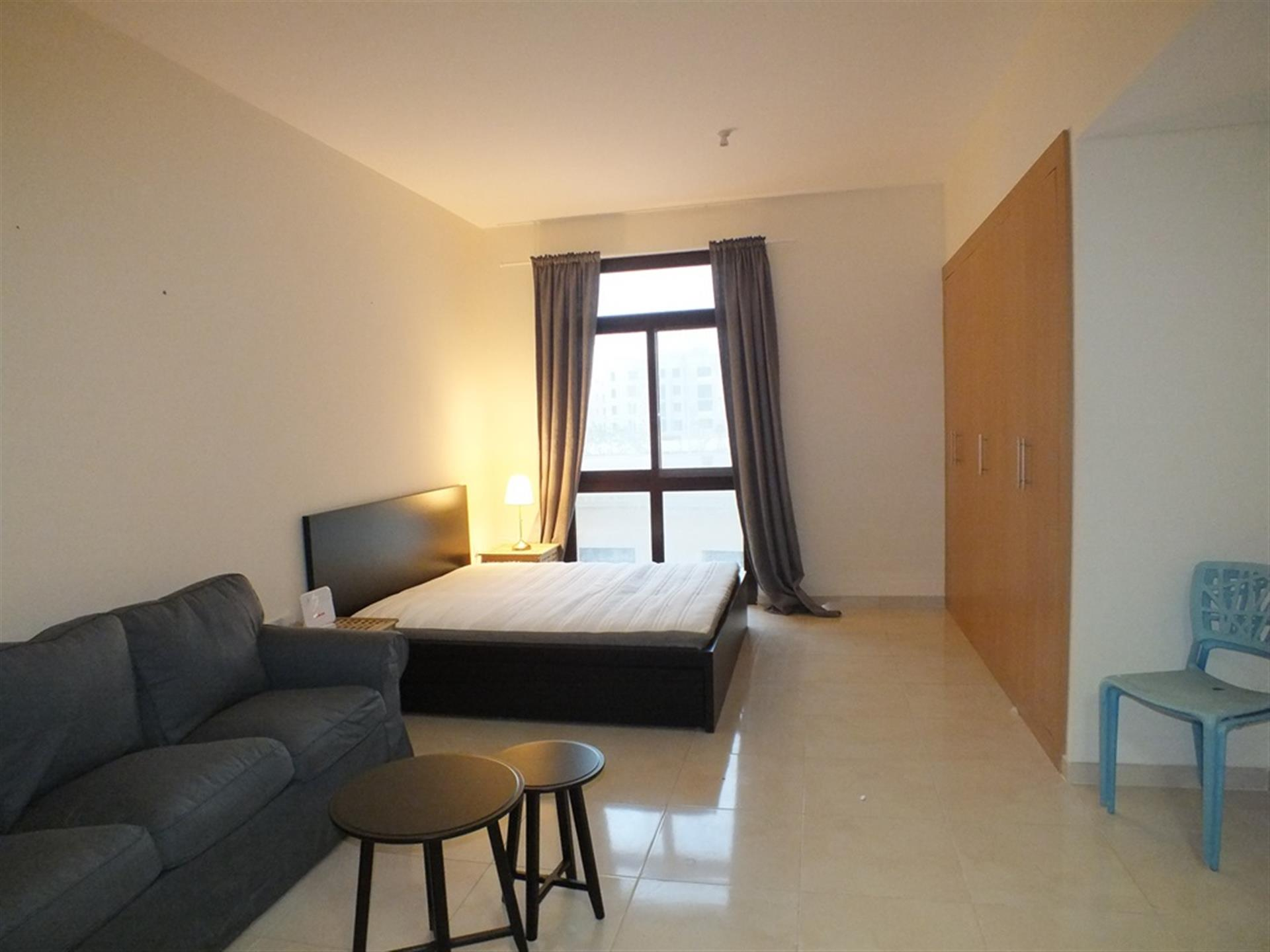 Fully Furnished Studio Apartment For Rent In Lusail