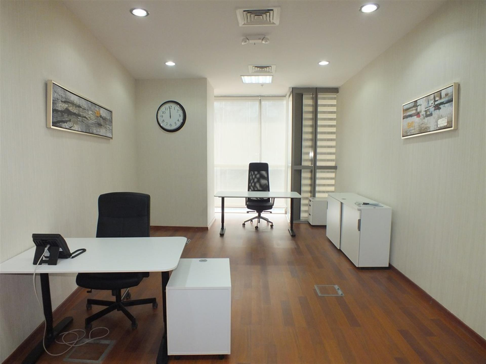 Fully Furnished Office Space In Palm Tower For Rent | Qatar Living