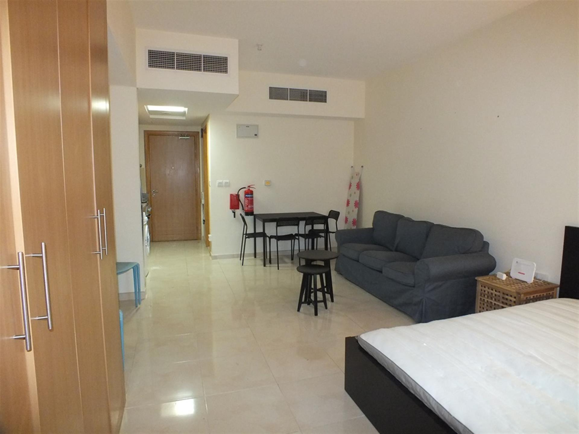 Information Fully Furnished Studio Apartment