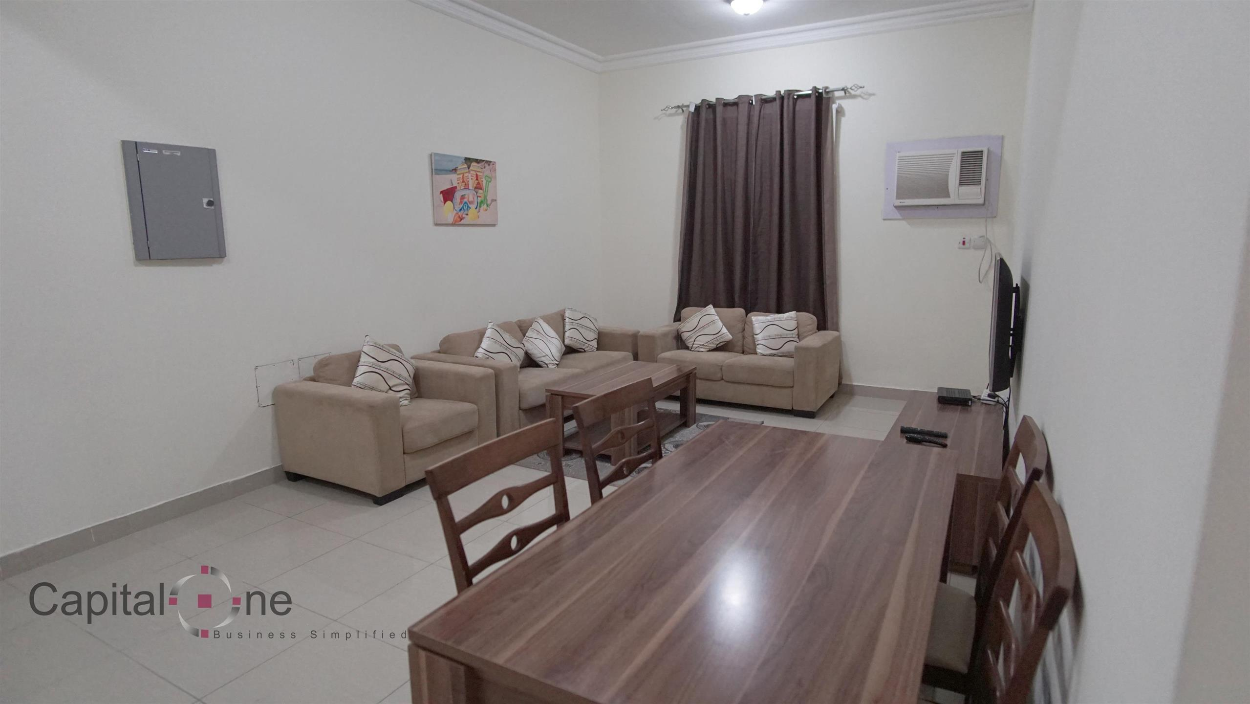 FF 3 BR Apartment for Families│Old Airport