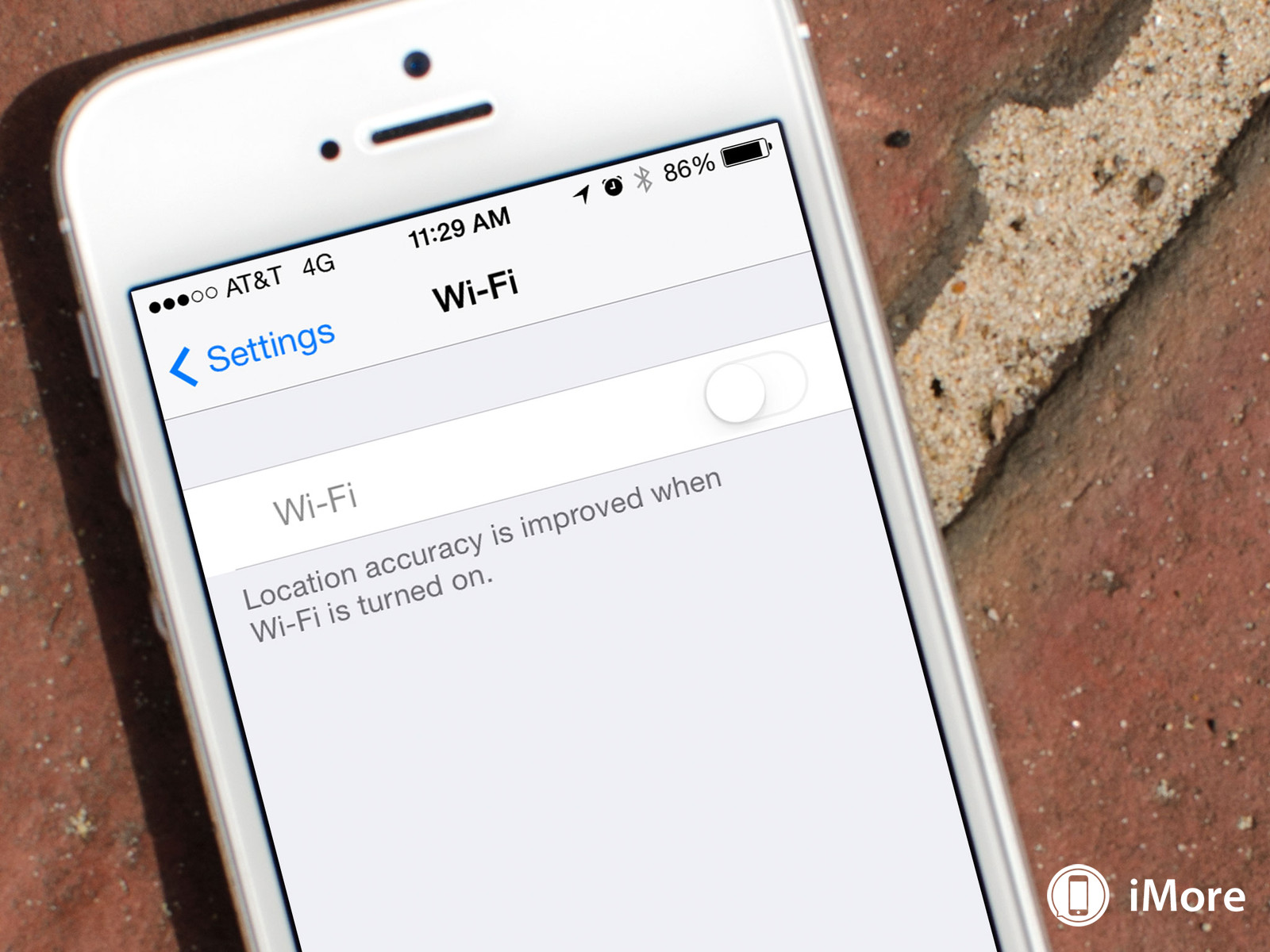 Iphone 4S WIFI Greyed Out Problem | Qatar Living
