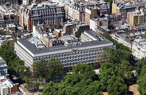 Qatar to turn USA's current Embassy building in London ...