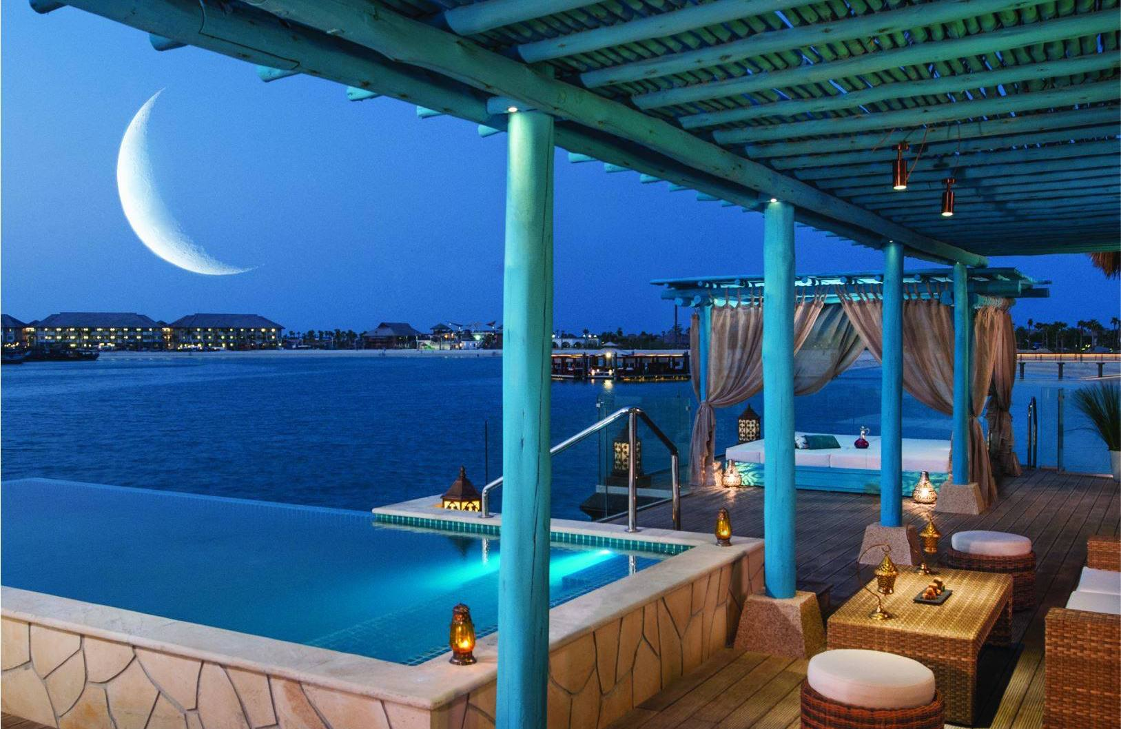 Book Relax Win Two Tickets With Banana Island Resort Doha And